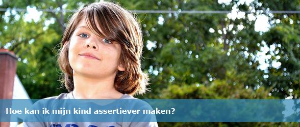 Assertiviteit kind