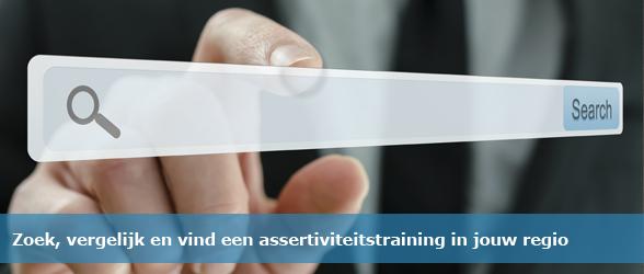 Assertiviteitstraining zoeken