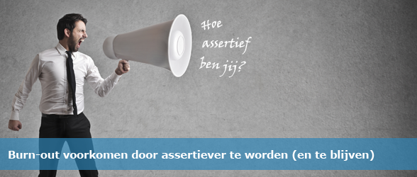 Burn-out en assertiviteit