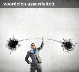 Voordelen van assertiviteitstraining