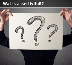 Wat is assertiviteit intro